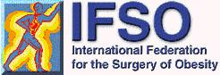 Logo IFSO (Federazione Internazionale per la Chirurgia dell Obesità)